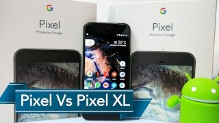 Download Google Pixel Experience & Compared with Pixel XL Video