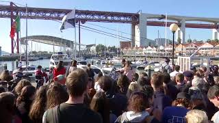 Download Live Stream | Greta Thunberg expected to arrive in Lisbon | #ClimateChange #COP25Chile Video