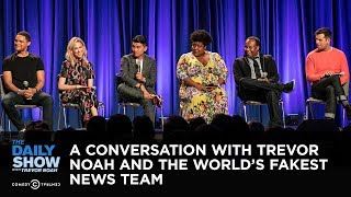 Download The Daily Show LIVE: A Conversation with Trevor Noah and the World's Fakest News Team Video