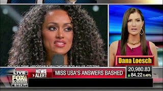 Download Dana Loesch Sounds Off While Defending Miss USA's Answers Video