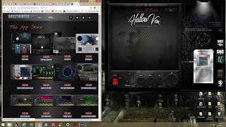 Download The Hallow Vox Software Test run Live. #1 Video
