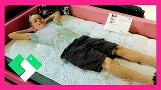 Download NEW BED SHOPPING FOR BRYCE (Day 1847) Video