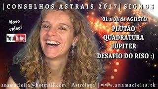 Download DESAFIO DO RISO | JÚPITER QUADRATURA PLUTÃO | CONSELHOS TODOS OS SIGNOS E ASCENDENTES Video
