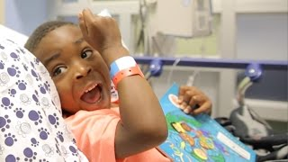 Download Pediatric Sickle Cell Disease Care at Nemours Center for Cancer and Blood Disorders Video