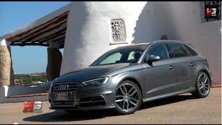 Download AUDI S3 SPORTBACK 2014 - TEST DRIVE COSTA SMERALDA ONLY SOUND Video