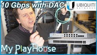 Download UniFi 48Port Switch Uplink with DAC Cable to UniFi 10Gb - 666 Video