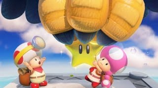 Download Captain Toad: Treasure Tracker 100% Walkthrough Part 1 - The Secret Is in the Stars Video