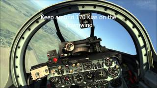 Download DCS: F-86F Sabre - Take Off and Landing Video