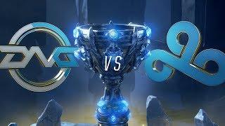 Download DFM vs. C9 | Play-In Groups | 2018 World Championship | DetonatioN FocusMe vs. Cloud9 (2018) Video