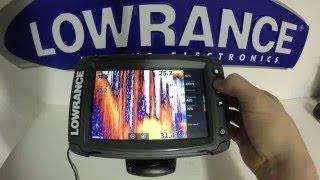 Download Lowrance Elite 7 Ti Pt.2 - Sonar Settings Video