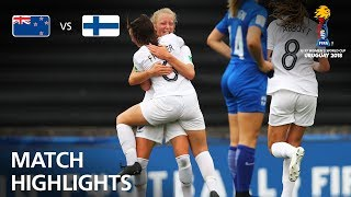 Download New Zealand v Finland - FIFA U-17 Women's World Cup 2018™ - Group A Video