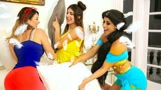 Download Disney Princess Slumber Party Video
