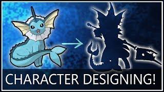 Download Drawing Eeveelutions as Warriors! (Character Design Process) [ My Original Ideas!] Video