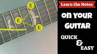 Download Tips to Learn the Notes on your Guitar | Fretboard Mastery | Steve Stine Guitar Lesson Video