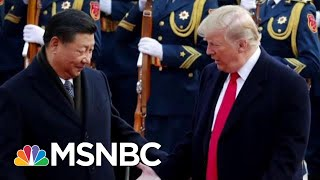 Download President Donald Trump Voters Will Be Hit Hardest By Trump's Trade War | The Last Word | MSNBC Video
