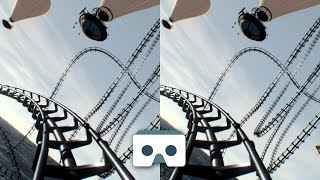 Download Extreme VR Roller Coaster: Virtual Reality 3D Video for Samsung Gear VR Box Video