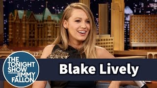 Download Blake Lively Fangirled All Over Harrison Ford Video