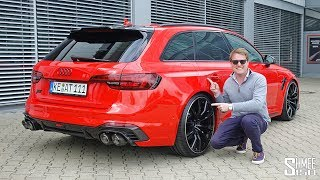 Download The Abt RS4+ is What the Audi RS4 Should Have Been! Video