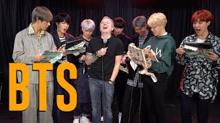 Download BTS Open Christmas Gifts From Jojo Video
