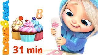 Download 🍰 Pat a Cake | Nursery Rhymes Collection and Action Songs from Dave and Ava 🍰 Video