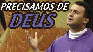 Download Ter a humildade de reconhecer que precisamos de Deus - Pe. Ivan Paixão (11/09/13) Video