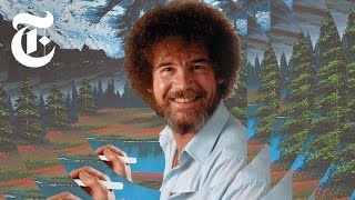 Download Where Are All the Bob Ross Paintings? We Found Them. Video