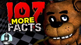 Download 107 MORE Five Nights At Freddy's Facts YOU Should Know | The Leaderboard Video