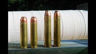Download 450 Bushmaster vs 4570 GOVT - How Many Paper Plates??? Video