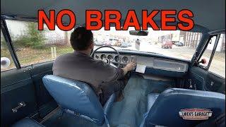 Download Insane Power, No Brakes - 1964 Hemi Polara Test Drive Video
