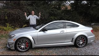 Download The Mercedes C63 AMG Black Series Is the $125,000 Ultimate C-Class Video