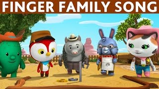 Download Finger Family SHERIFF CALLIE Finger Family NURSURY RHYMES song Video