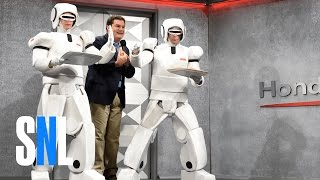 Download Honda Robotics - SNL Video