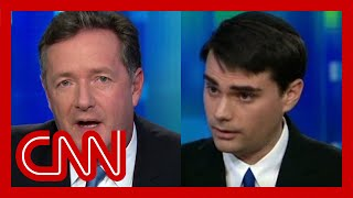 Download Ben Shapiro and Piers Morgan on guns Video