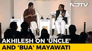 Download On 'Bua' Mayawati, 'Chacha' Shivpal And 'Uncle' Amar Singh - Can Akhilesh Yadav Break Free? Video