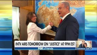 Download Fox Host Plays Footsies With Netanyahu In Softest Interview Ever Video