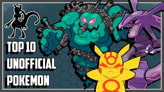 Download Top 10 Unofficial Pokemon You Probably Didn't Know About! Video