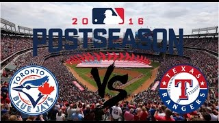 Download 2016 ALDS Series Highlights | Blue Jays vs Rangers Video