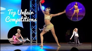 Download Dance Moms - Times Abby Gave the Girls Unfair Competition Video