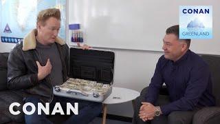 Download Conan Negotiates With Greenland's Parliament - CONAN on TBS Video