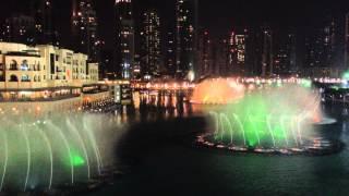 Download Dubai Fountain - Mon Amour - Fairouz li beirut Video