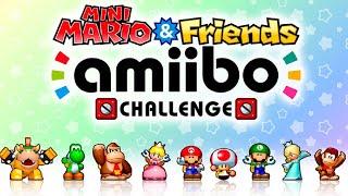 Download Mini Mario & Friends: amiibo Challenge - Full Game Walkthrough Video