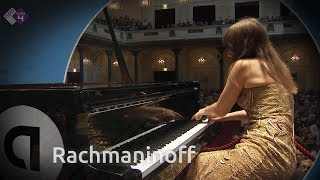 Download Rachmaninoff: Piano Concerto no.2 op.18 - Anna Fedorova - Complete Live Concert - HD Video
