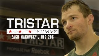 Download Zach Makovsky's Journey to UFC 206 | Preview Episode | Tristar Stories in 4K Video