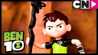 Download Ben 10 Toy Play   Diamondhead In The Forbidden Temple   Ben 10 Toys   Cartoon Network Video