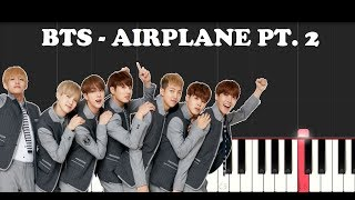 Download BTS - Airplane Pt.2 (Piano Tutorial) Video