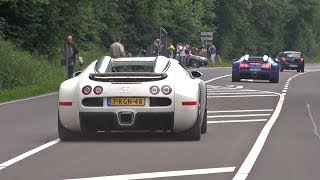 Download Supercars Accelerating LOUD! Bugatti Veyron, Porsche 918 Spyder, GT-R & More! Video