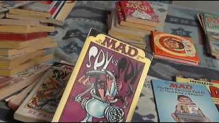 Download My MAD & CARtoons Magazine Collection as of 2015 Video