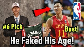 Download The TOP 10 NBA Draft Pick That FAKED HIS AGE! Video