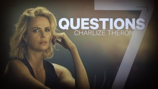 Download Charlize Theron's favorite TV Shows, foods, & why she hates dirty feet - Variety Uncovered Video