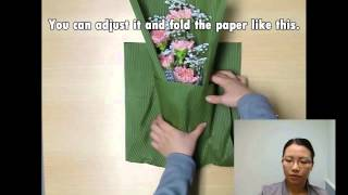 Download 04 Wrapping the flowers DRACC Video